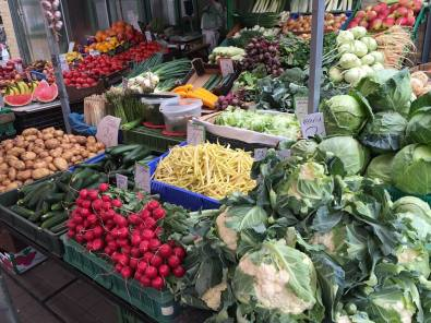 Hala Mirowska: city market