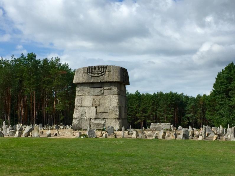 Treblinka II Memorial