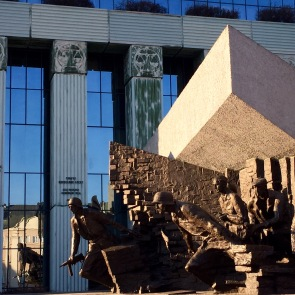 Warsaw: Memorial to the 1944 Warsaw's Rising