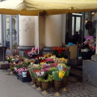 Spring in Warsaw