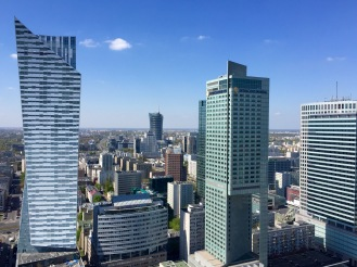 Warsaw: Central Business District