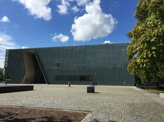 Warsaw: POLIN Museum of the History of Jews in Poland