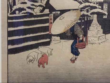 Journey to Edo - an exhibition in National Museum in Warsaw