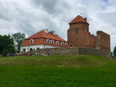 Liw Castle